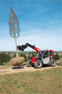 MLT 625 Manutention arbre